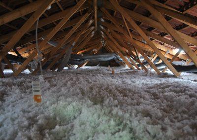 Soufflage laine de verre à Panazol